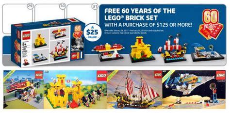 en janvier set years lego brick offert hoth bricks
