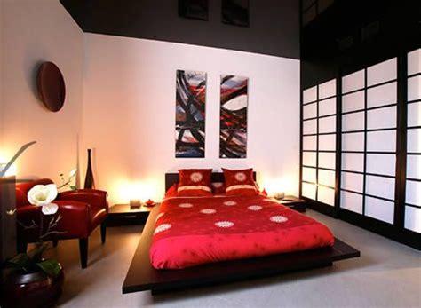 deco japonaise chambre déco chambre japonaise
