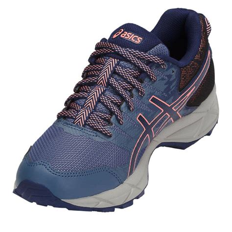 Asics Gel-Sonoma 3 Ladies Running Shoes - Sweatband.com
