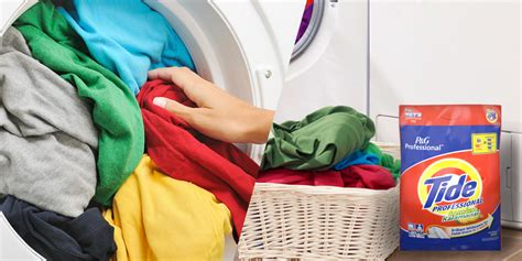 How To Wash White And Colored Clothes?  P&g Professional