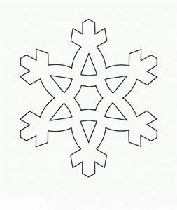Schneeflocken Basteln Vorlagen : ausmalbilder schneeflocke malvorlagen ausdrucken 1 ~ Frokenaadalensverden.com Haus und Dekorationen