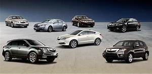 WE PROUDLY PRESENT ACURA'S MODEL LINE UP from Acura Dave