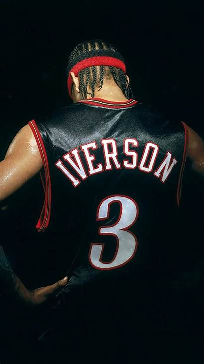 Iverson Allen Wallpapers Basketball Nba Cool Iphone