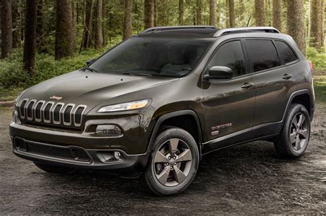 jeep green 2017 2017 jeep cherokee pricing for sale edmunds