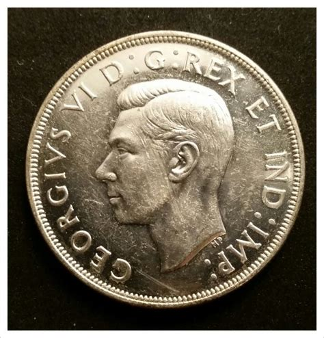 1947 Canadian Penny Pointed 7