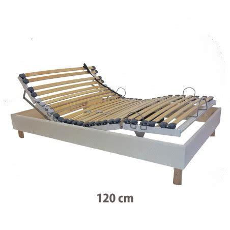 Matelas Pour Lit Electrique 70x190 by Sommier 70 X 190 Lit Electrique De Relaxation