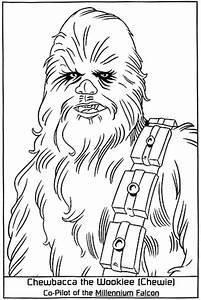 Coloriages Imprimer Star Wars Numro 4471