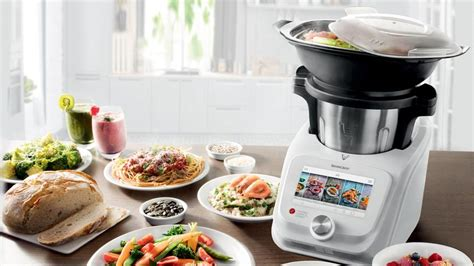 Thermomix® Oder Monsieur Cuisine Connect
