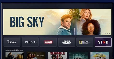 """Disney+ execs outline """"exclusive streaming home"""" intent ..."""