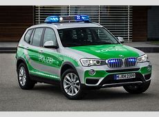 BMW's Latest Special Purpose Vehicles to Be Unveiled at