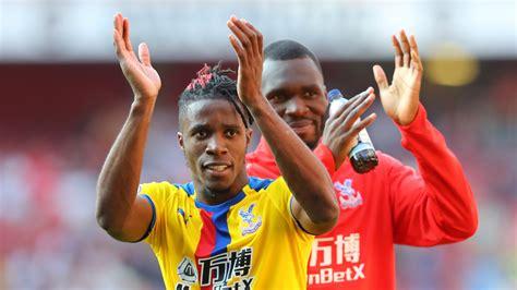 'Wilfried Zaha dominated us' - Bournemouth defender Nathan ...