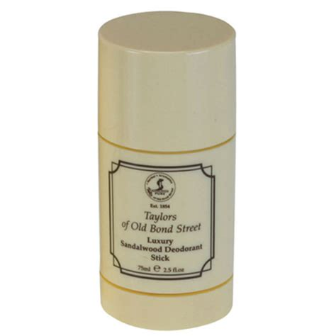 taylor bond street sandalwood deodorant stick ml