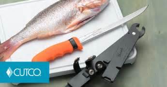 cutco kitchen knives fisherman s solution fishing knives fillet knives by cutco