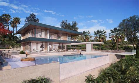 Benahavis Modern Luxury Villa with Sea Views | Modern Villas