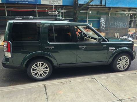 Buy Used Loaded 2011 Land Rover Lr4 Hse 5.0l Low Mileage