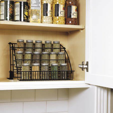 Pull Spice Rack By Rubbermaid by Rubbermaid Pull Spice Rack Walmart