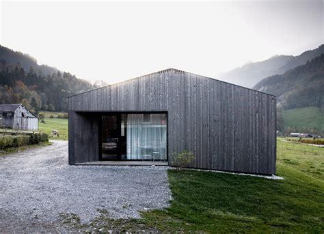 Moderne Häuser Schwarz by Wohnkubus Mit Textiler H 252 Lle Moderne Einfamilienh 228 User