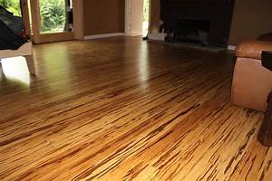 Popular design strand bamboo flooring home design by fuller for How to get scratches out of bamboo floors