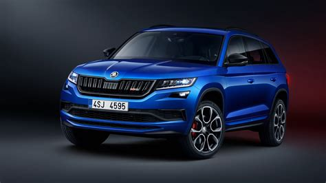 skoda kodiaq rs   wallpaper hd car wallpapers id
