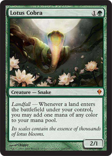 Mtg Landfall Deck Green White by Recoculous Magic The Gathering Articles 187 Zendikar