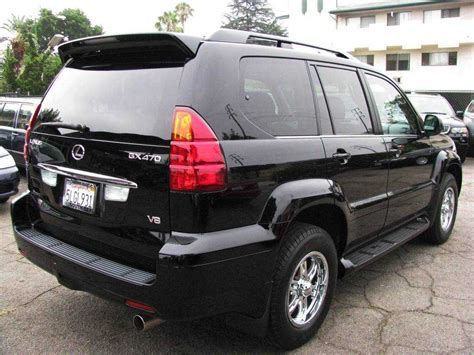 lexus cars 2006 2006 lexus gx 470 pictures information and specs auto