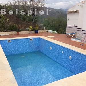 Folie Für Pool : pool innenh lle f r rundbecken 4 0 x 1 5 m mosaik ~ Watch28wear.com Haus und Dekorationen