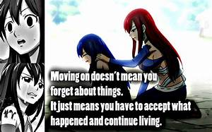 AnimeManga. • Thoughtful fairy tail quotes