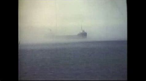where did the name edmund fitzgerald sank the that sank the edmund fitzgerald