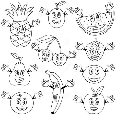 fruits vegetables crafts  worksheets  preschool