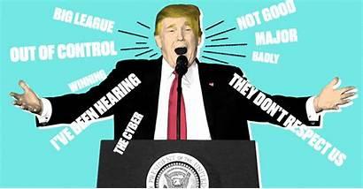 Trump Talk Speaking President Guide Lead