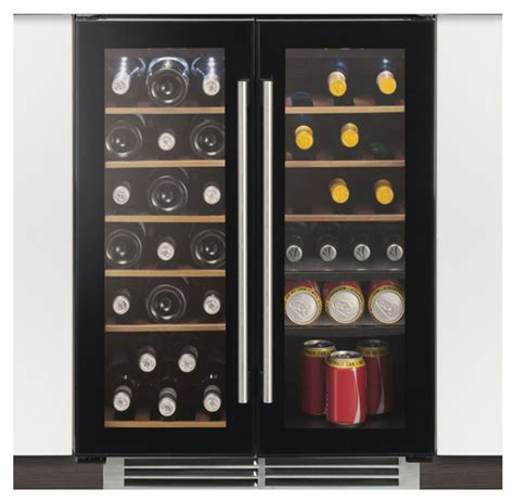 Caple, WI6231, Dual Zone Built In Wine Cooler   Appliance