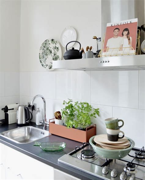 plant box   kitchen ferm living photography