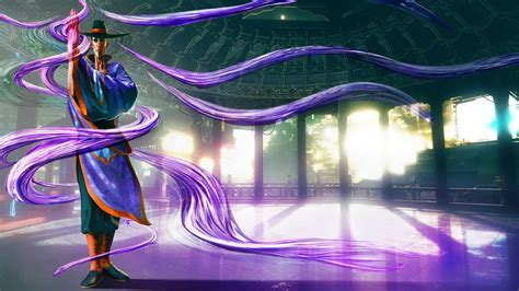 Street Fighter V Fang Wallpapers  Hd Wallpapers  Id #16453