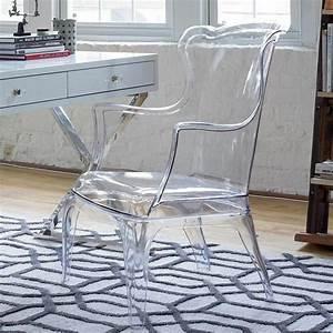 Chaise Transparente Fly : pourquoi choisir la chaise design transparente ~ Teatrodelosmanantiales.com Idées de Décoration