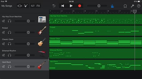 Garageband Track by How To Make A Song In Garageband For Iphone