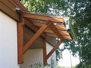 Garage Aus Holz Selber Bauen : haustur vordach holz selber bauen ~ Michelbontemps.com Haus und Dekorationen