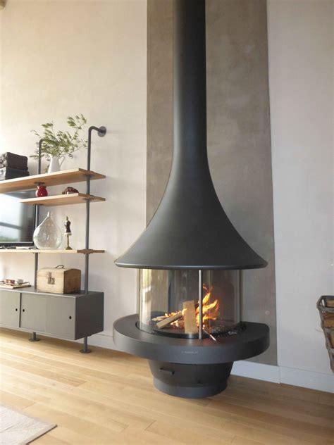 bureau magasin but cheminée contemporaine