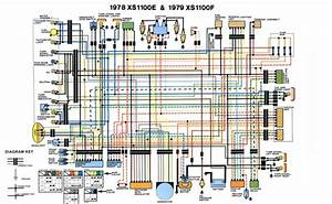 Yamaha Xs1100 Ignition Switch Wiring Diagram