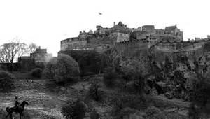 Edinburgh Castle Scotland Medieval
