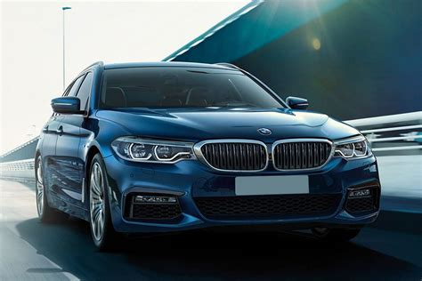Mobil Bmw 5 Series Touring by Bmw 5 Series Touring Images Check Interior Exterior
