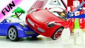 Voiture Playmobil Porsche : playmobil film nederlands ongeluk met de porsche net gekocht en al een schroothoop youtube ~ Melissatoandfro.com Idées de Décoration