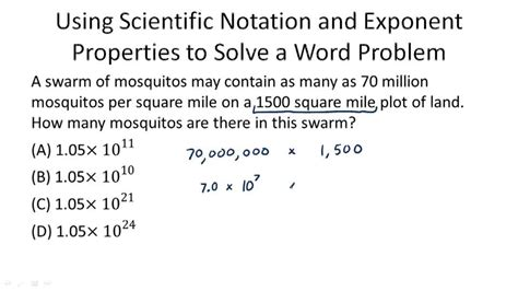 Scientific Notation Practice Worksheet Middle School  Scientific Notation Worksheet Middle