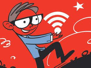 reliance jio may opt for phased launch of fibre based home broadband the economic times