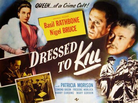 sherlock holmes kill dressed basil rathbone journey through little classic sweatshirts cut film 1946 movies killer called films run last