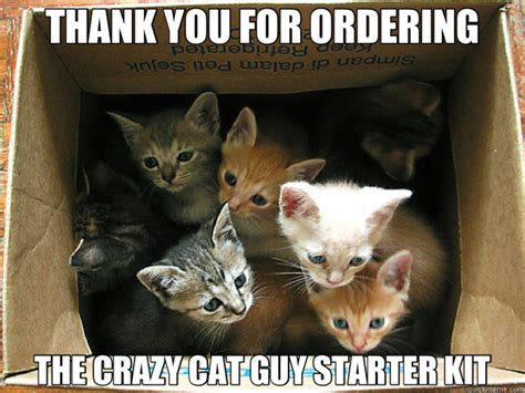Crazy Cat Man Meme - starter pack meme memes