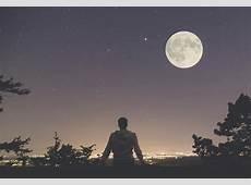 Luna de nieve de gusano y otras lunas llenas de 2018 Muy