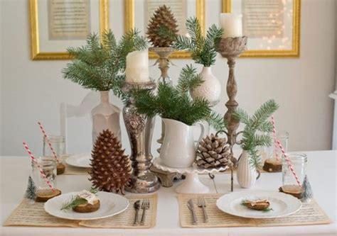 xmas table centerpieces ideas festive christmas table decoration ideas and tutorials 2017