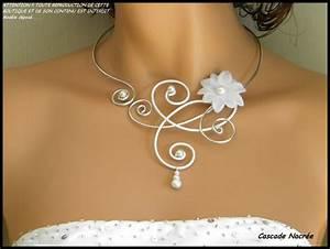 Les 25 meilleures idees concernant collier de maman sur for Collier fleur mariage