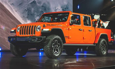 Jeep Jt 2020 by 2020 Jeep Gladiator Jt Diesel Release Date Price