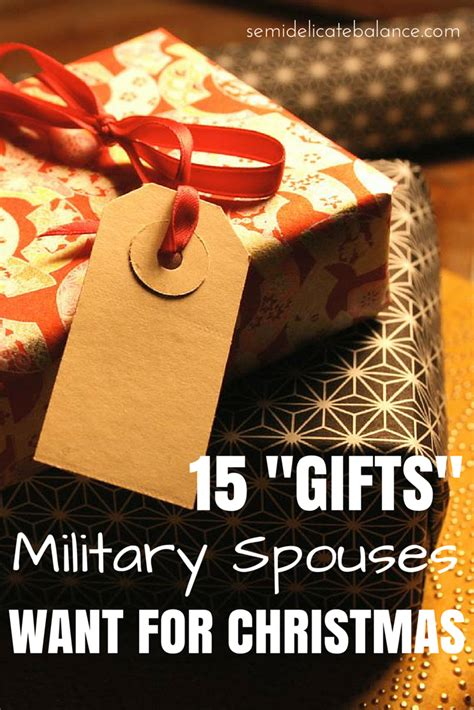 best christmas gifts for soldiers deployed 15 quot gifts quot spouses want for